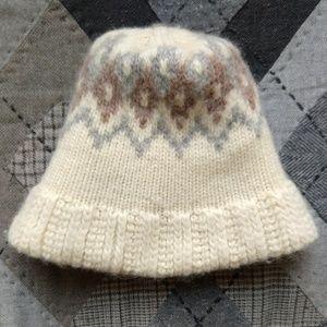 Vintage 100% Wool American-Made Beanie